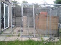dog cage/dog run mesh panels