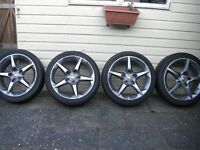 ALO wheels 18 inchs for vauxhall 225-40-18