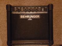 15Watt Behringer amp