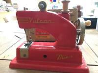 Vulcan Minor Vintage Childrens Sewing Machine
