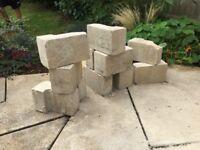 Reclaimed quoins