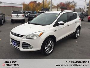 2015 Ford Escape SE,Nav,Pwr Liftgate,Camera,Keyless Entry