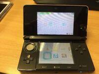Nintendo 3DS Black & Frozen Game