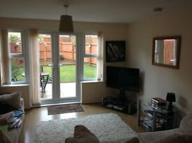 High spec double room with private bathroom Melton Mowbray. £500pcm bills included.