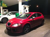 Seat Leon fr tdi 56 reg 120k fully loaded xenon heated seats Satnav top spec swap px