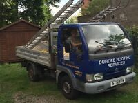 Dundee roofing services