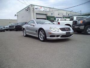 2005 Mercedes-Benz SL-Class SL500 CARPROOF CLEAN GAR.1AN**