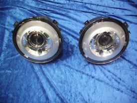 Original Xenon headlights G class wagon dashboard W463 2000 - 2017