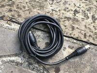 Five pin midi cable