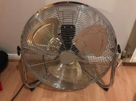 Near New Large 18 inch Office Fan