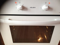 working spares or repair bush integrated oven read ad