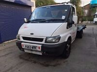 FORD TRANSIT 350 2003 2.4l Diesel Recovery Truck Cheap