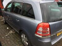 Vauxhall zafira MOT on till end of June