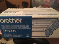 Brother TN - 3130 genuine toner cartridge hologram on box