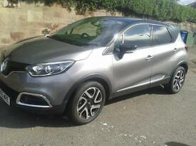 renault capture 2015 1.5 for sale , prestine condition full service history