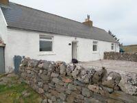 Lovely refurbished 2 bedroom cottage.