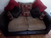 DFS two seater and three seater suite free to uplift must go asap