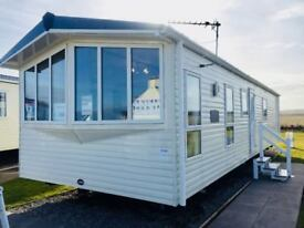 2 bedroom statice caravan holiday home embo dornoch, grannie's