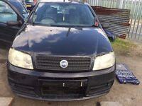 FIAT PUNTO SPORTING BLACK BREAKING ALSO PEUGEOT 206 BMW E46 07513 643 161