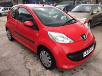 Peugeot 107 1.0 12v Urban 3dr£1,945 . 1 YEAR FREE WARRANTY. NEW MOT