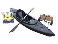 Cambridge Kayak single sit inside kayak