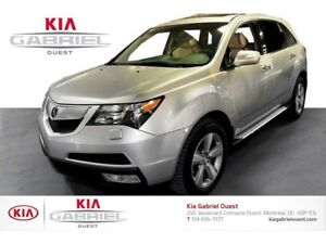 2011 Acura MDX Tech Package
