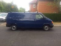 VOLKSWAGEN TRANSPORTER T4 LWB RUST FREE ONE OF THE LAST T4s MADE