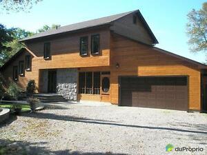 430 000$ - Maison 2 étages à vendre à Nominingue