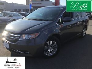 2014 Honda Odyssey EX-Sunroof-Rear camera-Very clean