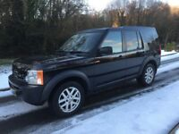 08 Landrover Discovery GS