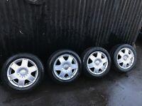 Vw bora wheels
