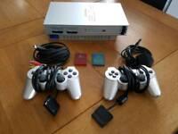 PS2 bundle,