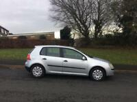 2004 vw golf 1.6 fsi 12 months mot