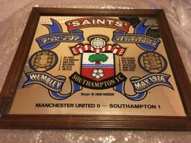 Southampton 1976 fa cup winners mirror