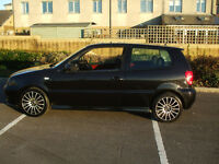 Y reg Volkswagen Polo 1.4Tdi Diesel Full Gti Swap. Cheap to run tax and insure, Brand New Mot