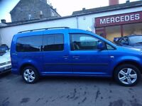 Volkswagen Caddy for Sale or Rent