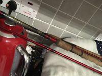 Berkeley fishing rods x2