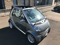 STUNNING SMART CITY CABRIOLET - MINT CONDITION, VERY LOW MILEAGE !!! ELECTRIC ROOF