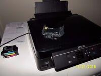 epson printer x-p 332