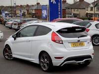 FORD FIESTA 1.6 ST-2 3dr 180 BHP *Style Pack* (white) 2013