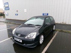 Honda Civic sport 1.6 vtec , 3 door , great car,may take cheaper p/x plus cash