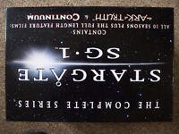 Stargate SG1 Complete Series box set