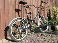 Folding Bike/Bicycle FOR SALE