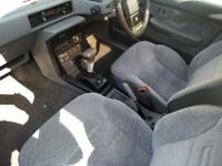 Proton 1.5 SE 5 door Automatic 1993 12 months MOT very good condition for year, sunroof, el windows