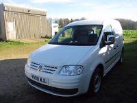 Volkswagen Caddy sdi 2008 6ps 5 seat van
