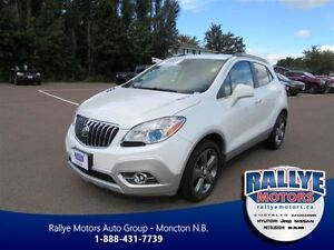 2014 Buick Encore CX! Back-Up! Alloy! Leather! ONLY 67K!