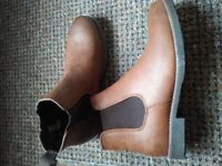 Mens New Becketts chelsea boots