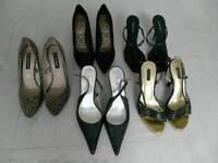 Job lot ladies shoes size 6