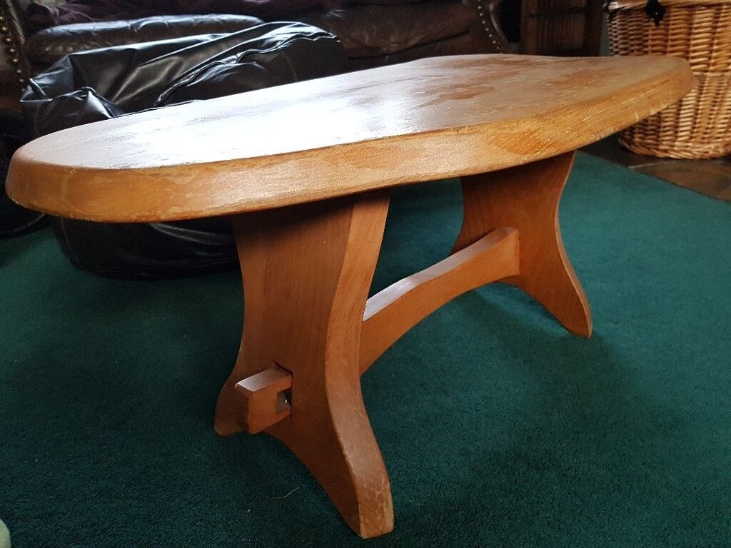 Free Lovely Small Wooden Pine Stool Table In