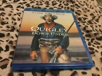 Quigley Down Under Blu Ray DVD